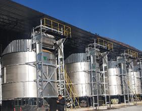 雨季该如何保养有机肥发酵设备