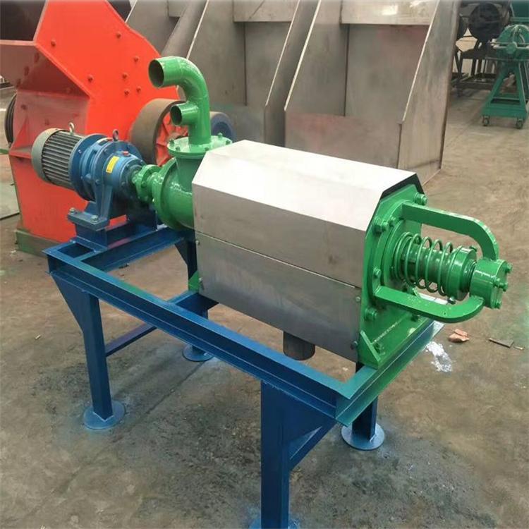 固液分离机的安装方法及原理