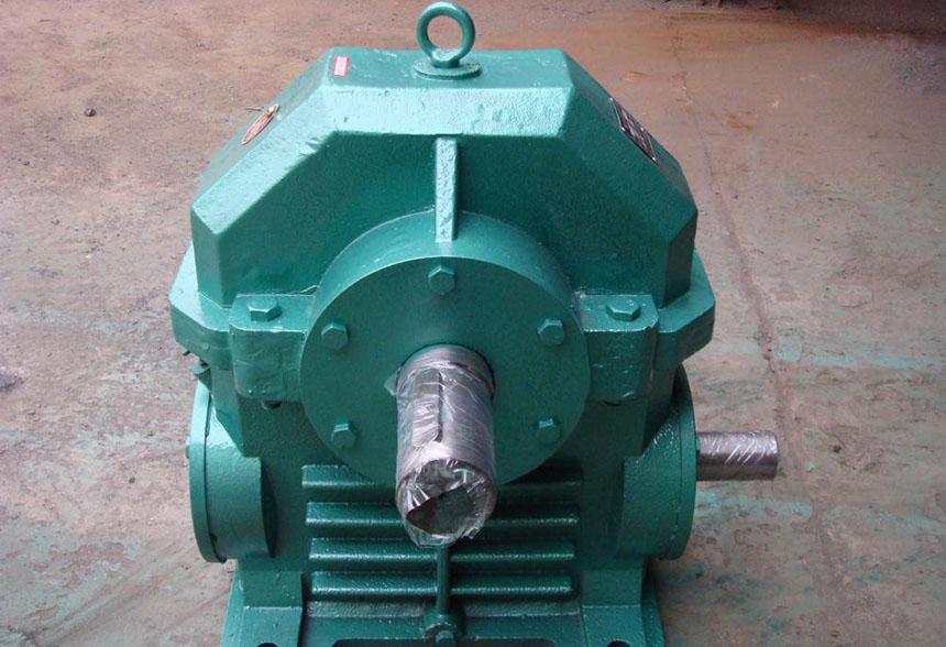 WXJ系列圆柱蜗杆减速器