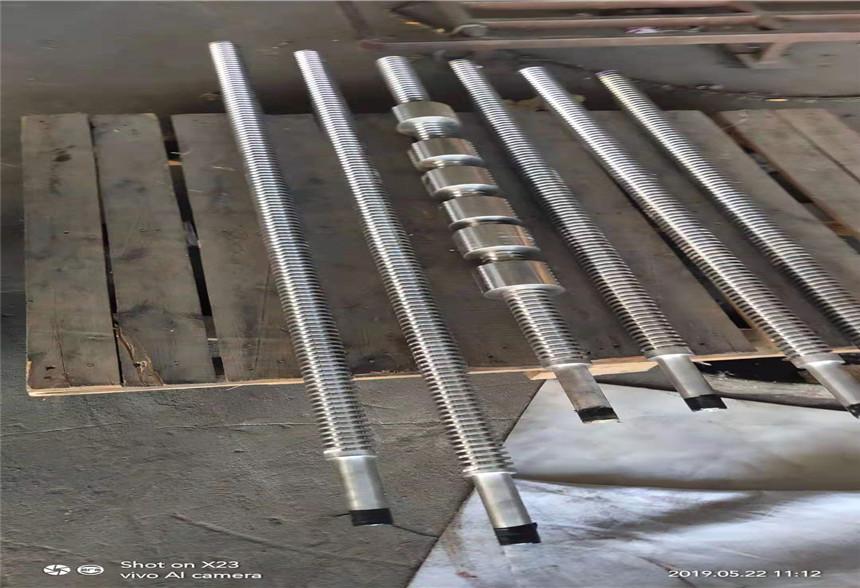 丝杆及铁螺母