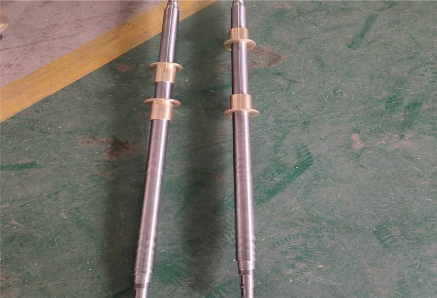 丝杆及铜螺母