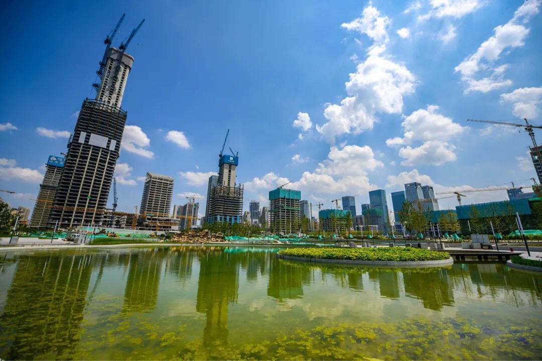 济南绿地国金IFC—济南新高度