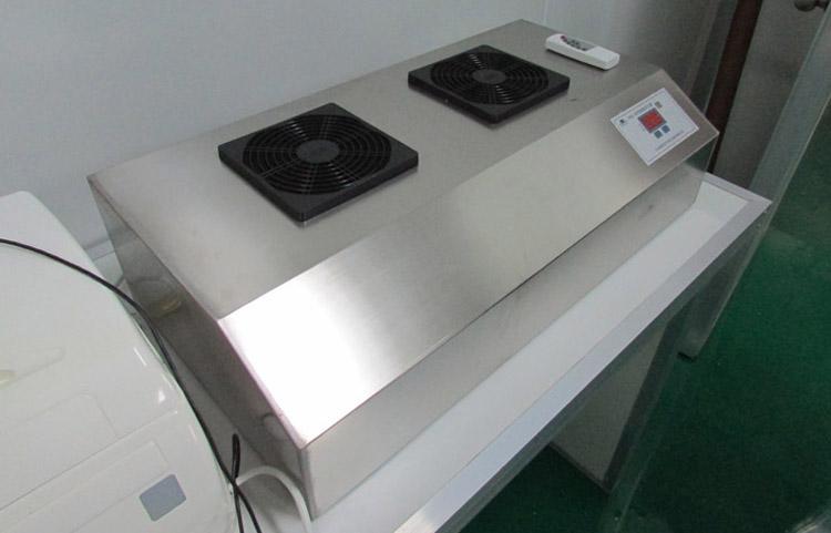 小型臭氧发生器怎样排除冷库异味