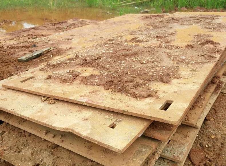 铺路钢板出租价格