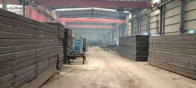 江西九江铺路钢板租赁的优势是什么?