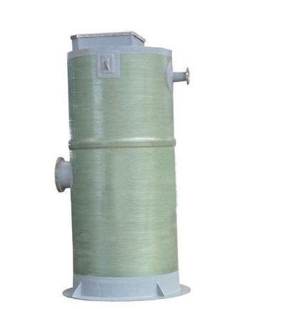 一体化污水水提升泵站