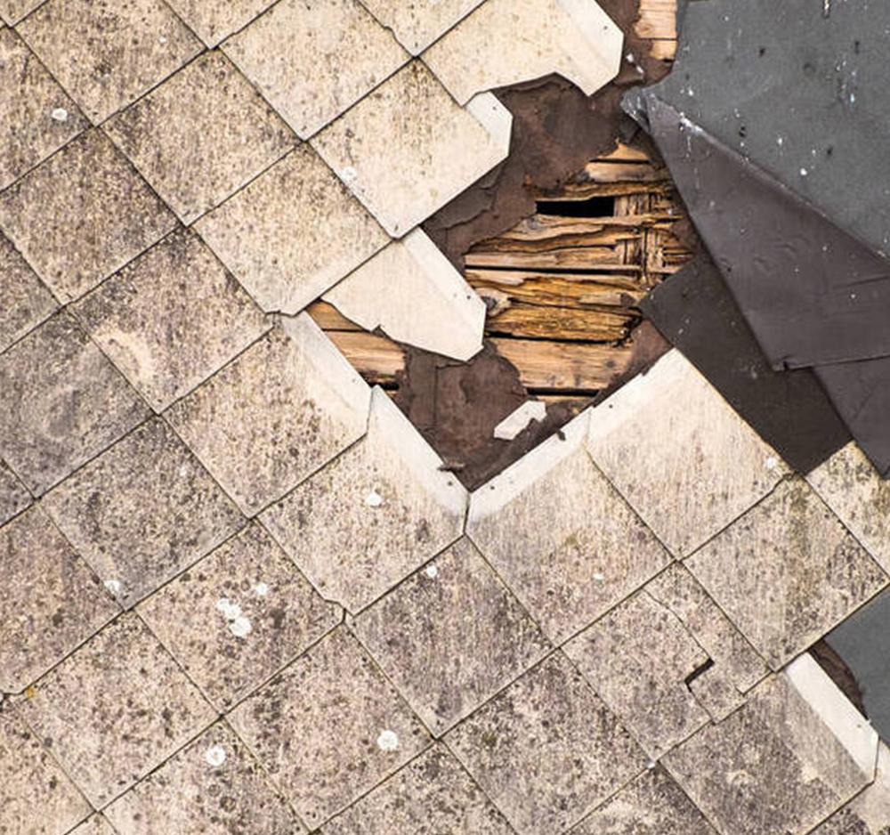 屋面防水改造