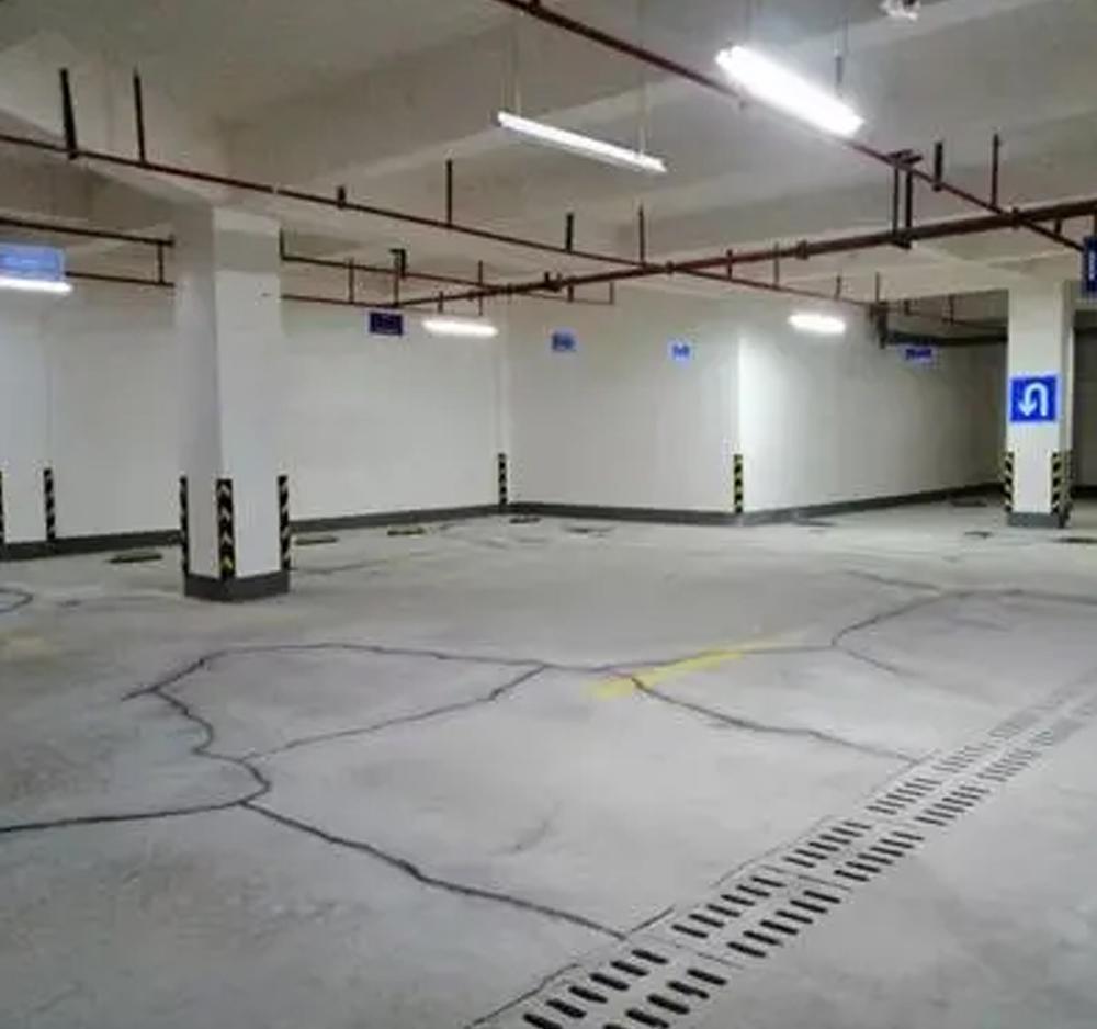 地下车库外墙保温