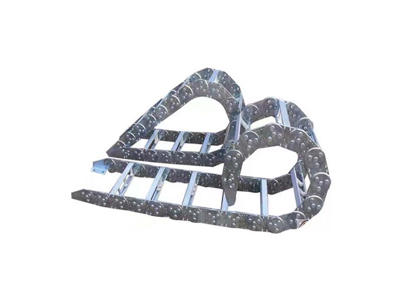 TLG型钢铝拖链生产