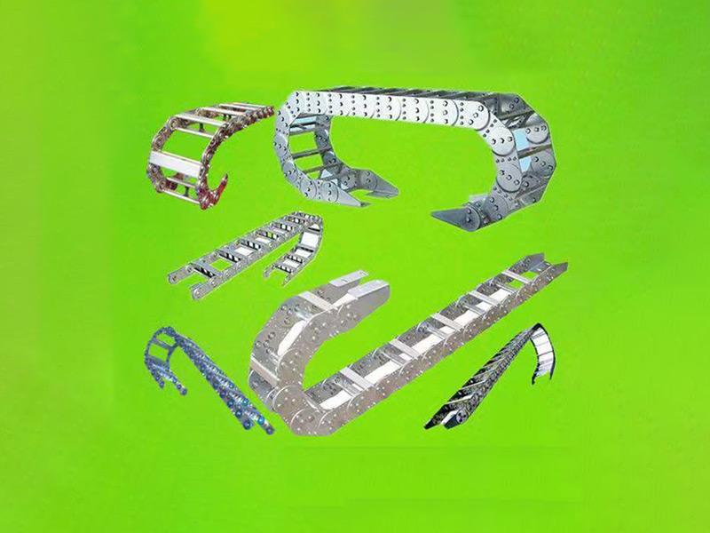 全封闭式钢铝拖链