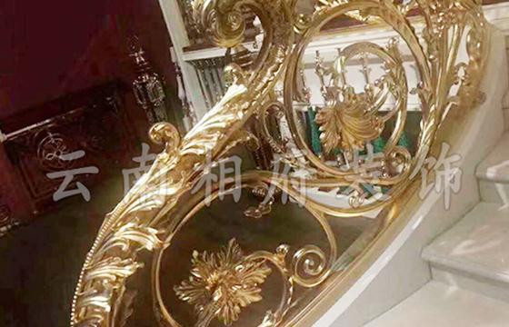 昆明铜装饰效果展示4