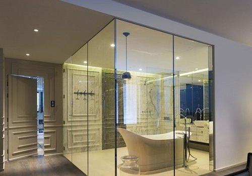 浴室瓷砖装修案例