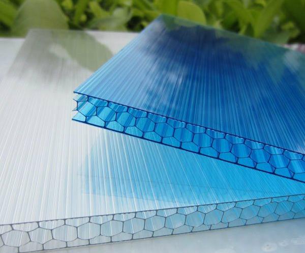 云南PC阳光板在温室大棚中广泛应用源于这些产品特性