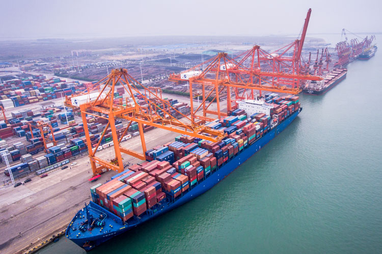 LCL import and export transportation