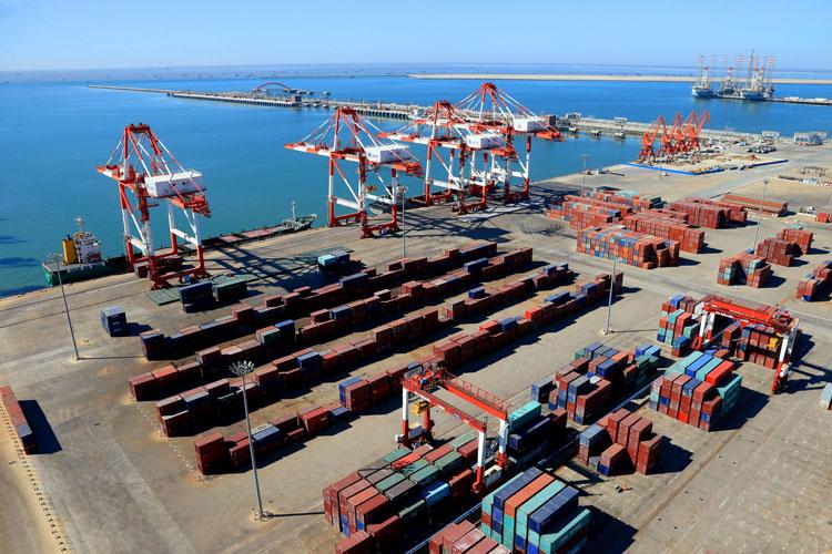 Import and export integrated logistics