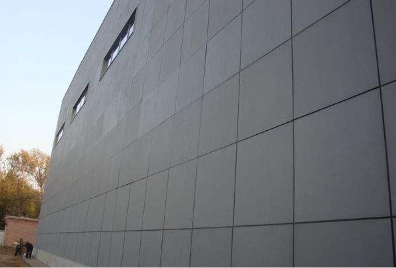 纤维水泥板外墙系统
