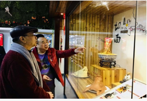 省旅游局原副局长张木良先生莅临我司参观指导