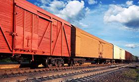 铁路干线运输