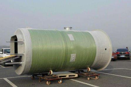预制污水处理泵站