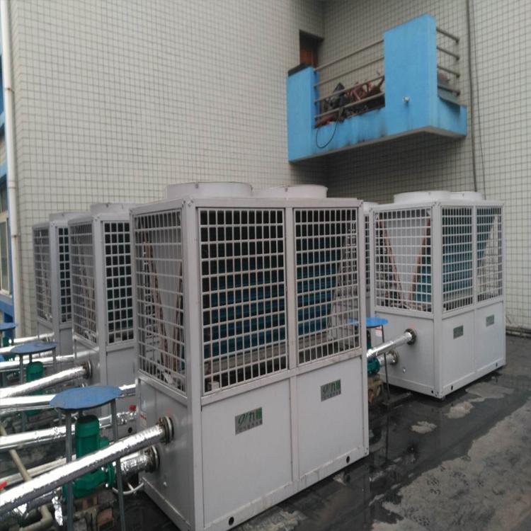 贵州盘县松河煤矿空气能热水器安装案例