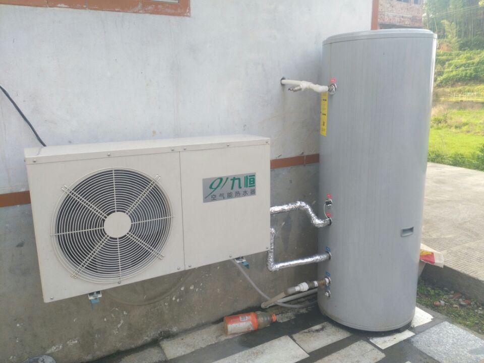 遵义空气能热水器安装