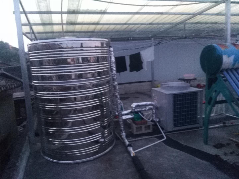贵阳民宿空气能热水器安装