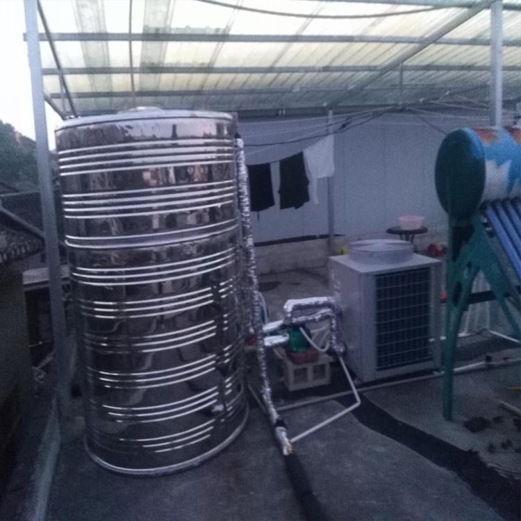 青岩古镇方物客桟空气能热水器安装