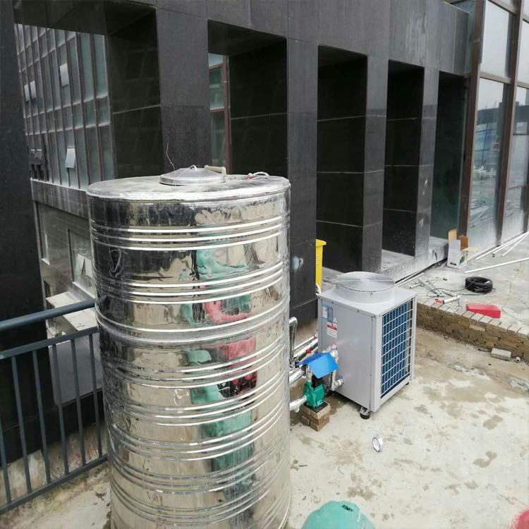 金阳滨湖俊园健身房空气能热水器安装