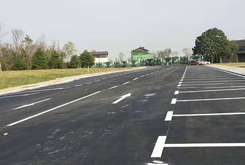 昆明道路划线