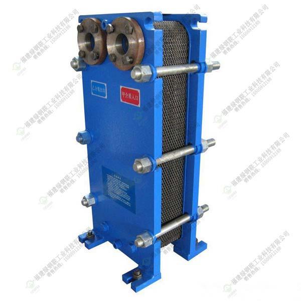 板式冷却器5