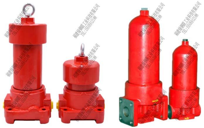 QU800-30BDP高压管道过滤器(倒板式)