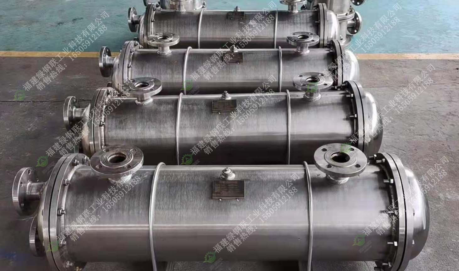 列管式过滤器
