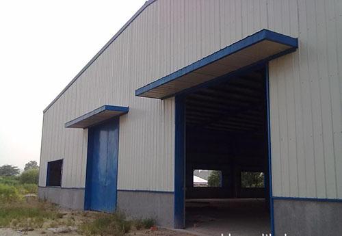 太原彩钢板房厂家浅谈彩钢与塑钢的区别之处