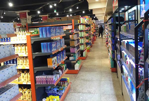 昆明超市货架价格