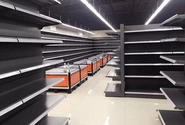 昆明生活超市货架