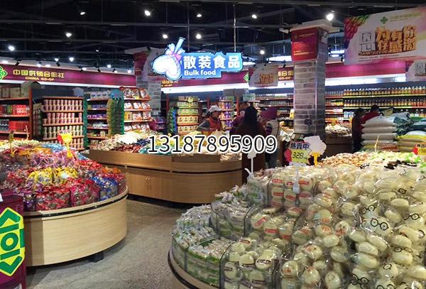 昆明白邑超市货架多少钱