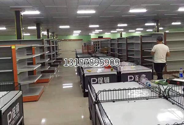 超市货架定制安装