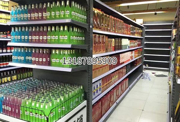 昆明进口超市货架厂家