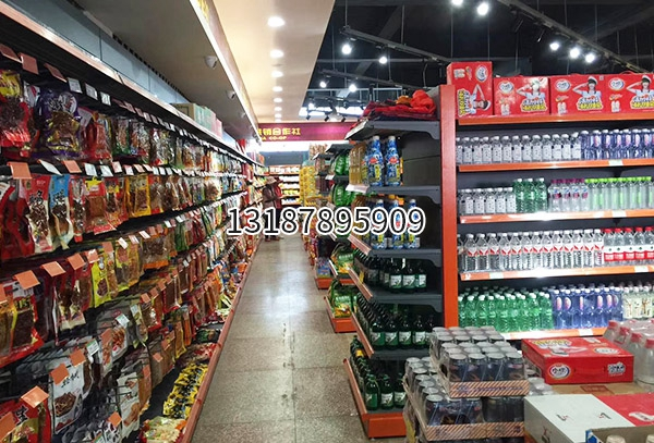 昆明商场超市货架