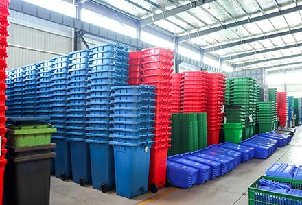 某社区采购塑料垃圾桶案例