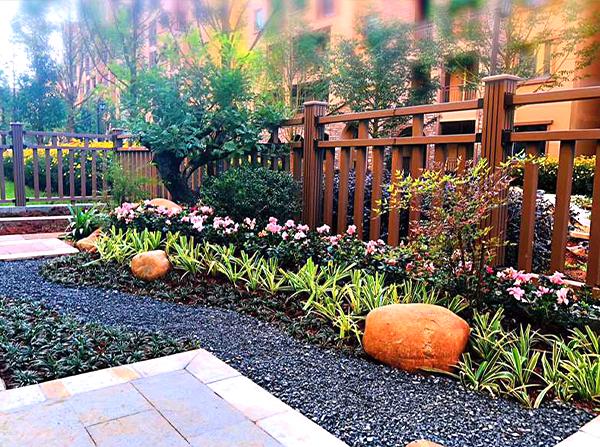 私家后花园