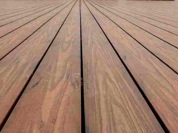 云南塑木厂家告诉你为什么都说塑木地板利国利民?