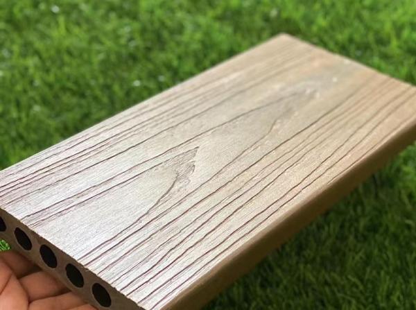 共挤塑木地板