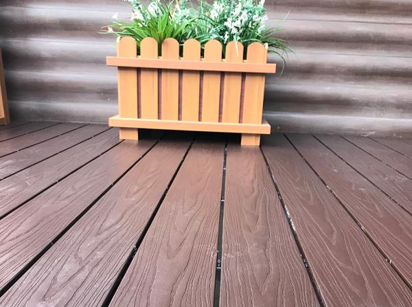 防腐塑木地板