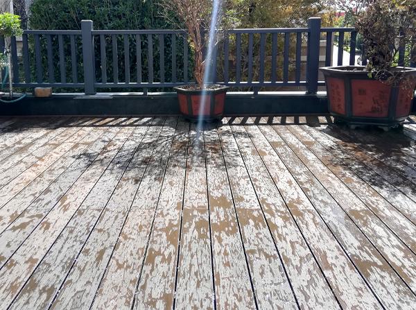 你知道应该如何处理防腐塑木地板出现的色差问题吗?