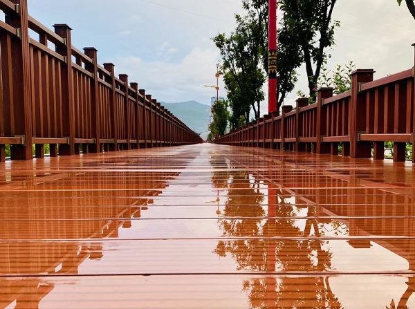 昆明木塑地板的应用范围有哪些?它的优势有哪些?