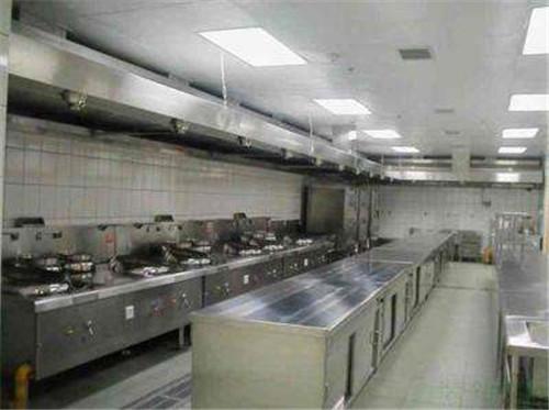 酒店厨房设备回收