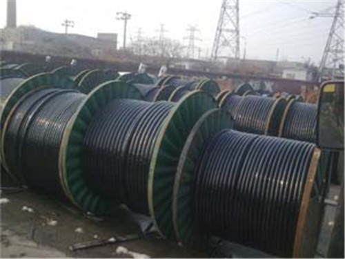 废旧电缆线回收