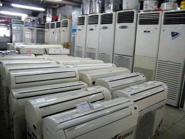 专业回收二手空调
