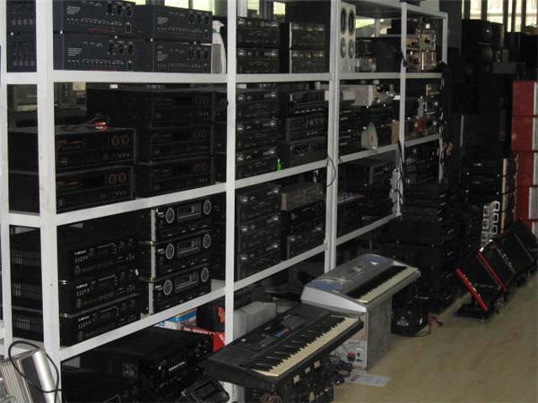KTV设备回收案例
